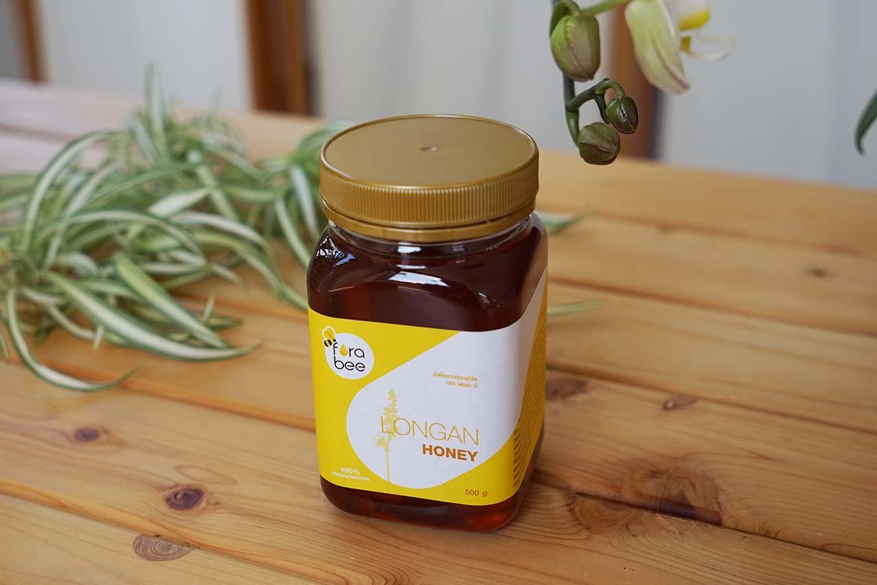 ロンガンの蜂蜜