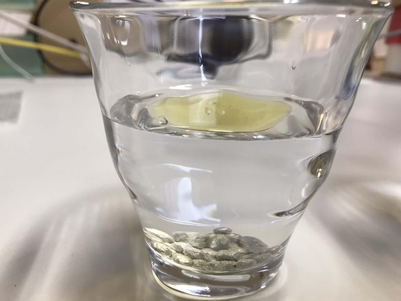 マグちゃん実験