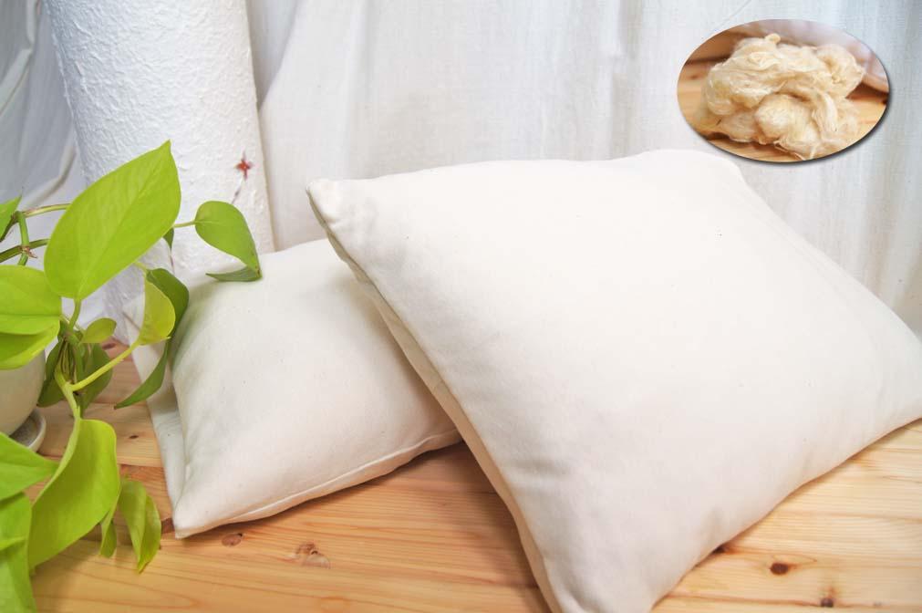 パンヤ枕の画像