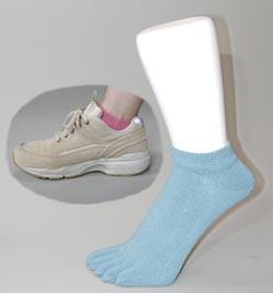 大法紡績 スニーカー用 絹木綿