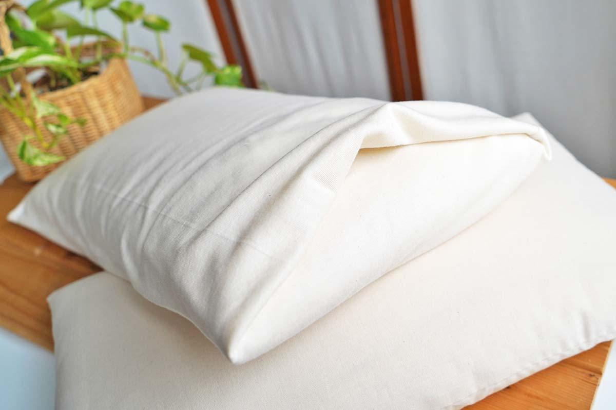 わた安眠枕 オーガニック